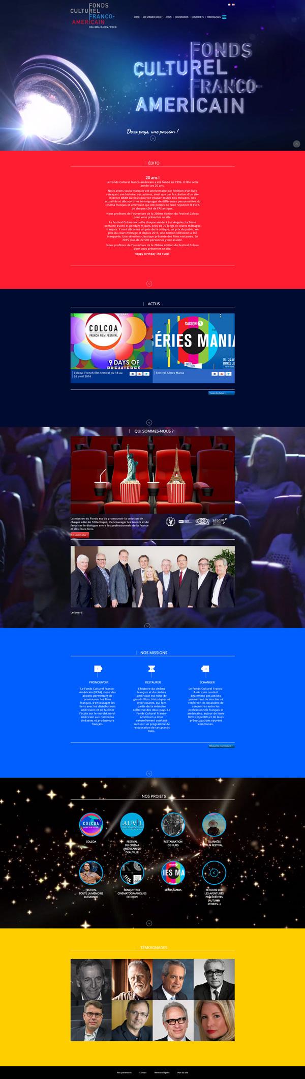 Site FCFA - Ondi