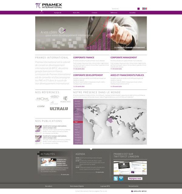 Site Pramex - Ondi