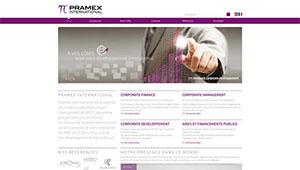 Pramex - Web