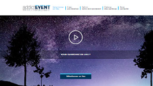 Addictevent - Web